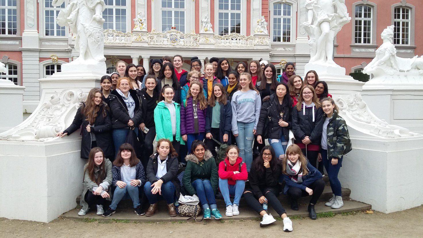 Rhineland trip Year 9