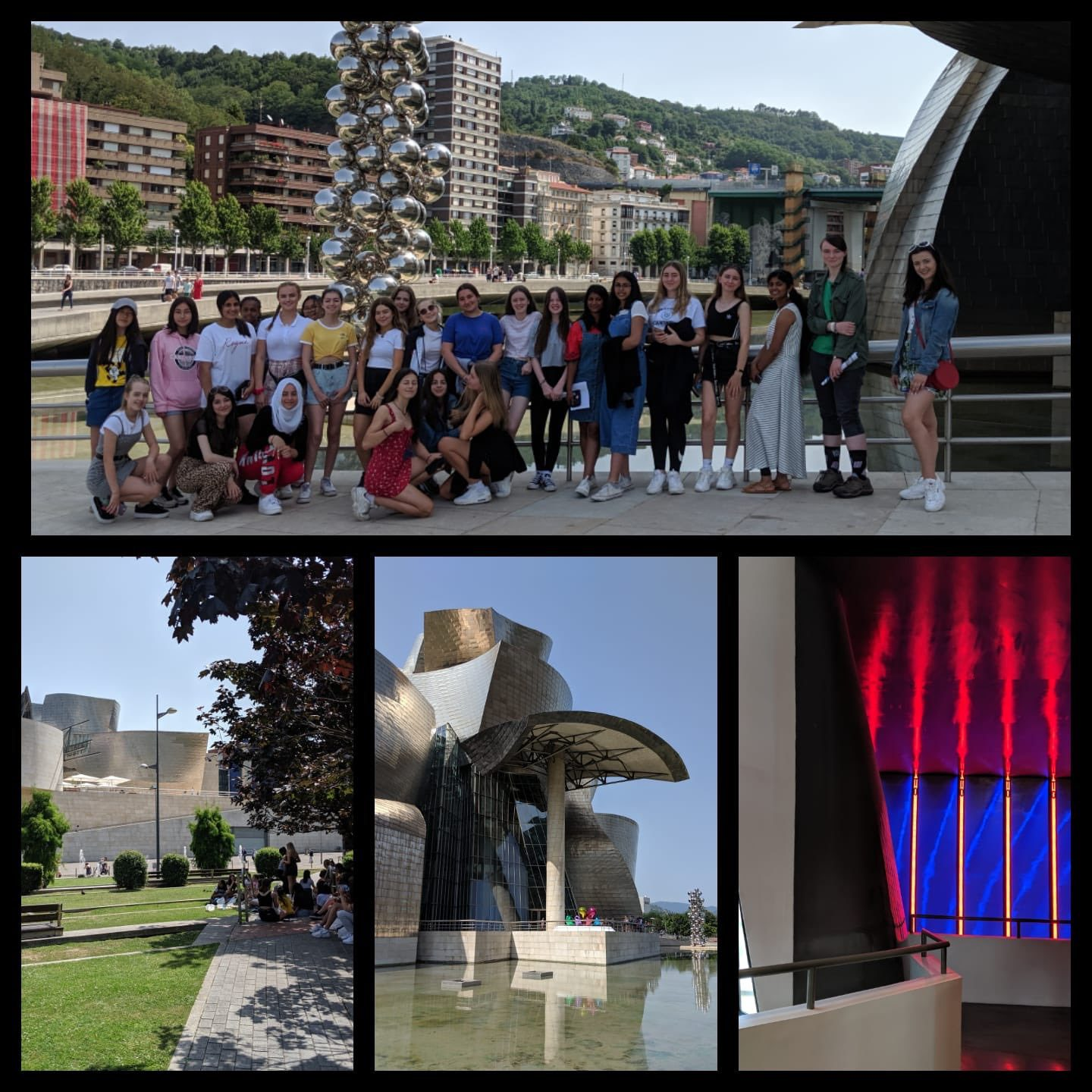 Spanish trip to Cantabria, July 2019